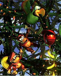 Super Nintendo, Rocket Knight Adventures, Diddy Kong, Donkey Kong Country, Arte Dc Comics, Paper Games, Fanart, Retro Videos, Character Wallpaper
