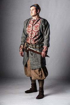 traditional viking dress - Google Search