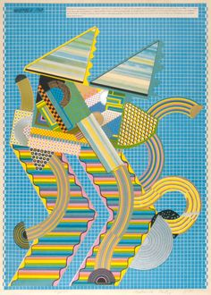 Eduardo Paolozzi, Parrot from As is When, Gifted through the Art Fund in 2006 Cultura Pop, Crafts To Do When Your Bored, Eduardo Paolozzi, James Rosenquist, Crafts For 3 Year Olds, Artist Aesthetic, Aesthetic Fashion, Pop Art Movement, Art Populaire