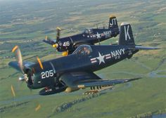 "Corsairs. I used to love watching ""Baa Baa Blacksheep"" when I was younger. the show about ""pappy"" boyington"
