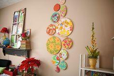 decorazione da muro