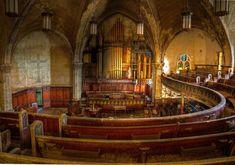 8. Wooward Avenue Presbyterian Church