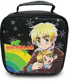 Hetalia Russia Germany America Italy The World Twinkle strap ita bag 2 choices