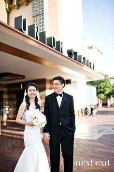 Los Angeles Union Station Wedding Photography - Next Exit Photography Blog