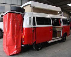 56 Best VW Extended Camper to Inspire You Kombi Trailer, Vw Caravan, Kombi Camper, Kombi Home, Camper Van, Trailers, Volkswagen Transporter, T3 Vw, Volkswagen Bus