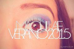 maquillaje de ojos verano