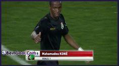 Goal Kone - Real Sociedad 3-1 Santander - 22-01-2014 Highlights   BeinGoal.Com