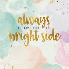 The Bright side is the best side. ⭐️😊❤️ #SNTF #shopnowtofund #positivity #shopconsciously #bethechangeyouwanttosee