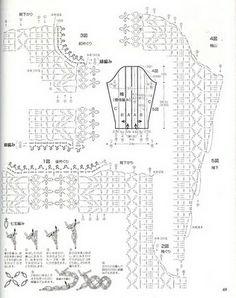 BethSteiner: crochet cardigan