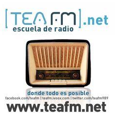 TEA FM , un vivero de nuevos profesionales con ganas de experimentar y mucha experiencia
