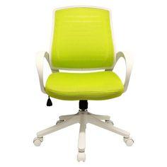 Lona Mesh Chair - Apple Green