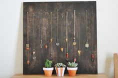 Must do. Necklace display!