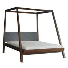 Coba Bed King, $1,299, now featured on Fab.