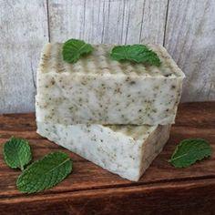Garden Peppermint Soap
