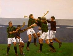 A history of hurling. Hurling is arguably the fastest field sport in the world and quite possibly the oldest. The history of hurling national game is discussed in this article by Irish Archaeology. National Games, Irish Culture, Irish Quotes, Irish Art, World Of Sports, Sports Stars, My Favorite Image, Back In The Day, Ancient History