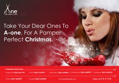 Make your Dear Ones feel Special, this Christmas. #Christmas #Gift #Santa