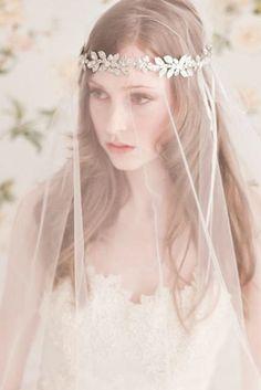 Accesorios románticos para novias de Enchanted Atelier [Fotos]
