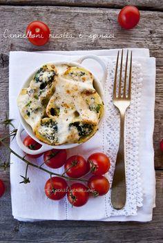 Spinaci Cannelloni