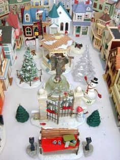 Hallmark Nostalgic Houses and Shops Collector's Series 1984 to 2009 2012