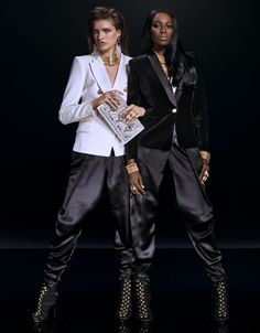Pin for Later: See Every Look From H&M x Balmain