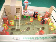 baromfiudvar rajz - Google keresés Farm Theme, Animal Crafts, Farm Animals, Gingerbread, Nap, Google, Education, Activities, Animales