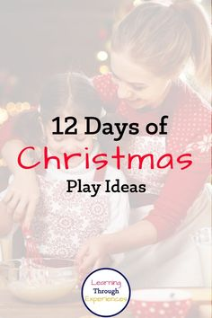 Looking for fun Christmas activities? Grab our Christmas play ideas calendar full of Christmas activities for toddlers and preschool Christmas activities. Keep the kids busy with these Christmas activities at home. #christmasactivities #totschool #toddleractivities #winteractivities #homeschoolpreschool #preschoolathome