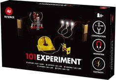 Alga Science, 101 Experiment