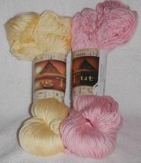 This super soft, lightweight yarn bridges the gap between fingering and sport weight yarns. Acrylic, blended with a special Nylon, gives Baby Talk™ added stability, wash performance and a wonderful soft hand. Great for both knit and crochet projec...