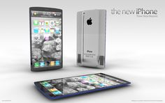 iPhone 5 #concept