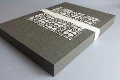 Boite papier  #shininbe #awagami 60 sheets 210x297mm - coffret habillé de satogami et katazome .