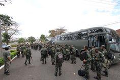 Exército em Alerta Geral, informações dão conta de que PT poderá dar golpe no Brasil.   Pensa Brasil