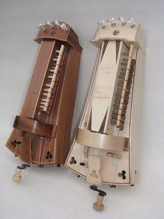 hurdy gurdys