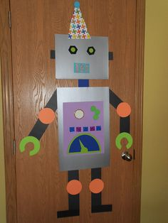 Robot party!