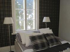 Domargård - Villa Olivia's master bedroom