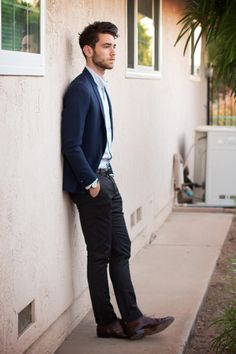 Men's Fashion: Classy!