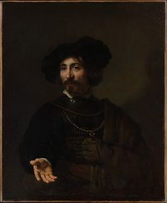 Man with a Steel Gorget by Rembrandt by European Paintings Medium: Oil on canvasBequest of Benjamin Altman, 1913 Metropolitan Museum of Art, New York, NY Rembrandt Portrait, Rembrandt Paintings, List Of Paintings, Fine Art Prints, Canvas Prints, Framed Prints, European Paintings, Dutch Artists, Vintage Wall Art