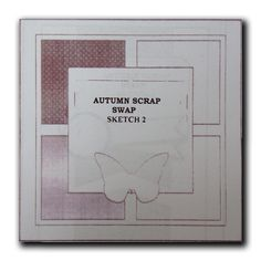 skrepsels: Autumn scrap swap 2