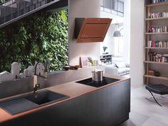Sorpréndete con las últimas tendencias para las cocinas - Nuevo Estilo Küchen Design, Kitchen Cabinets, Table, Furniture, Home Decor, Herd, Innovation, Kitchens, Aesthetics