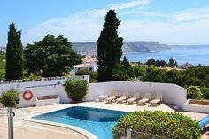 Holiday Villas Western Algarve 11 people » Vivenda Melanda