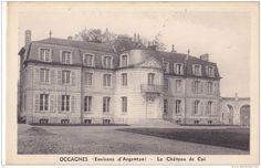 Frankreich - Occagnes (61) - Le Château de Cui - Boiffin