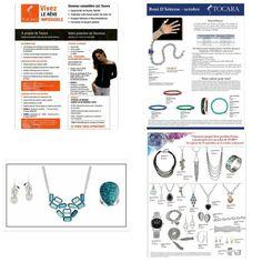 Promotions du mois d'octobre et aperçu de la nouvelle collection  contactez-moi pour en savoir plus www.tocaraplus.com/nadialamoureux #Tocara Shopping, October