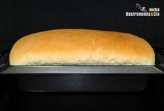 Pan de molde con aceite de oliva