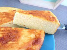 Gâteau de Semoule Très simple, traditionnel et se prépare en un rien de temps…