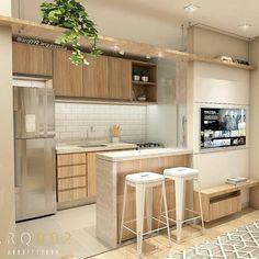 Industrial Style Bathroom Decor Ideas - Lilly is Love Interior Design Kitchen, Home Decor Kitchen, Small Kitchen Decor, Kitchen Room Design, Home Remodeling, Kitchen Design Small, Minimalist Kitchen, Small Apartment Kitchen, Home Decor