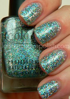 Let them have Polish!: Color Club Beyond the Mistletoe Collection Swatches