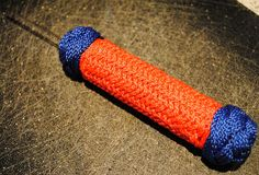 Long Herringbone Knot handle