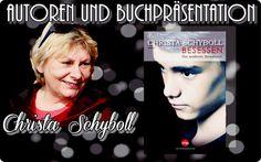 Leserattes Bücherwelt: [Autoren und Buchpräsentation] Heute mit Christa S...