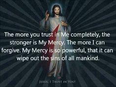 His Divine Mercy