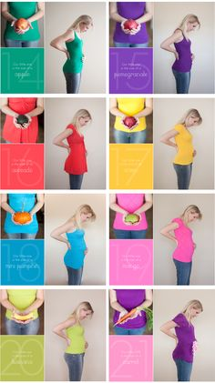 Pregnancy Week by Week!