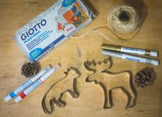 Des décorations de Noël DIY avec Giotto